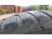 Michelin winter tyre 195/65 R15