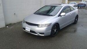2007 Honda Civic Si Coupe (2 door)