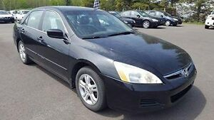 2006 Honda Accord Coupe EX-L/CUIR/TOIT OUVRANT/