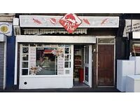 Well Established Grocery/ Delicatessen/ Off licence on High Road, East London