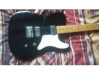 Fender Squier Cabronita Telecaster electric guitar. NOW £150