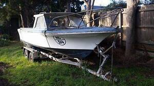 rescue boat 20 ft Altona North Hobsons Bay Area Preview