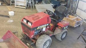 Used Steiner Tractor For Sale! (430 gas)