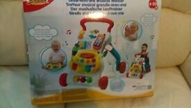 brand new baby walker toddler toy greenhills east kilbride