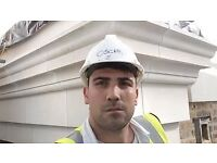 Builder and Painter works. External Facade restoration. Property refurbishment Sash window repair