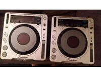 Full DJ Set-Up - CDJs 800 MK2 great condition