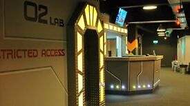 Exciting Shift Manager/Supervisor roles at Laser Quest Blackpool