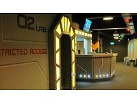 Exciting full and part time roles at Laser Quest Blackpool