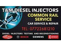 Mercedes Sprinter Injectors 0445110070