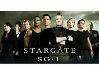 Stargate SG1 Seasons 1-5