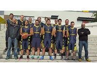 BASKETBALL PLAYERS - Southside Titans, South London