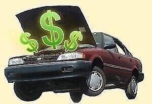 CASH FOR ALL UR UNWANTED VEHICLES 100$ TO 300$ 613-360-3692