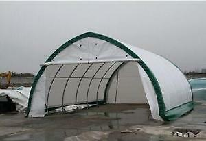 NEW Shelter building 30' x 65' x 15'