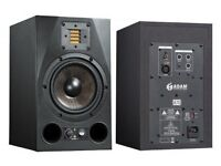 Adam, Alessis, Mackie, KRK, Genelec, Tannoy...not working?