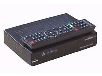 Zgemma h2s with remote (IPTV , Sky )