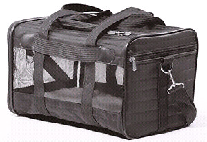 SHERPA - Dog Travel Bag Airline Approved size for carry on PAID