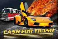 Recycle your car for Cash!!! 613-831-2900