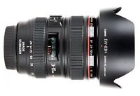 Used Canon EF 24-105mm f/4L IS USM Zoom Used