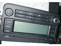 VW Passat 2.0 B6 Stereo System (2006)