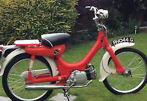 Looking for Honda pc50 moped any year.
