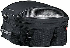 Nelson-Rigg CL-1060-ST Touring Tail/Seat Bag - CL-1060-ST