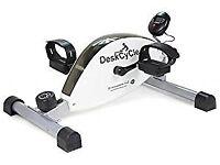 Desk Cycle Low Profile Quiet Premium Quality Mini Exercise Bike