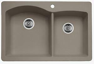 Eviers de Cuisine Blanco Kindred Granite , Robienetterie Grohe Belanger Baril Riobel