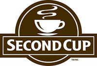 SECOND CUP BANFF NOW HIRING