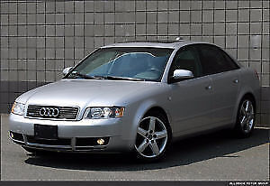Parts: ALL PARTS AVAILABLE FOR 2003 AUDI A4 1.8T SILVER A to Z