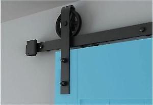 Low shipping on soft close sliding barn door hardware