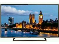 "Panasonic 42"" LED smart 3d wi-fi TV builtin freeview fullhd 1080p comes with warranty"