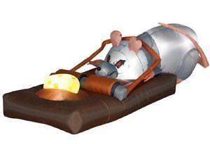 animated halloween inflatable