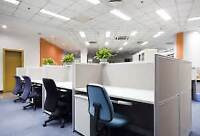 HIGHRISE BUILDING OFFICE CLEANING start $25hr LOWER MAINLAND
