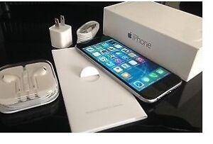 iPhone *6--**128GB **MINT **TELUS / KOODO **BLACK / GRAY>IN BOX!