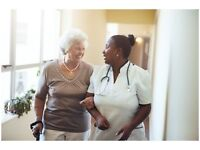Healthcare Assistant Career Opportunity: £8.00-16.00/hour with Free Training