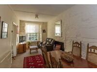 Two spacious double bedrooms for Fringe Festival
