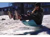 French Winter Ski Season Nanny Job