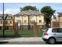 Modern 2 bedroom flat with parking