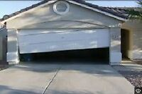GTA GARAGE DOOR INSTALLATION & REPAIRS! BEST PRICES! QUALITY WO