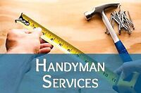 Professional handyman services