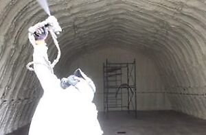 Spray Foam Insulation - Message for a free quote today!!