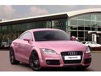 Audi TT Pink