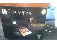 Used HP Deskjet 3055A printer