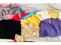 Pre loved Girls cardigans and jumpers age 6-7yrs ALL