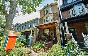 BEAUTIFUL 3-STOREY, 3+1 BEDROOM, SHORT TERM LEASE
