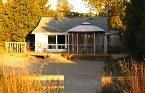 LEASED LAND WATERFRONT COTTAGE