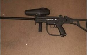 Tippmann A-5 paintball gun. Full starting kit. St. John's Newfoundland image 2