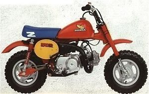 WANTED: Honda Z50 83-86