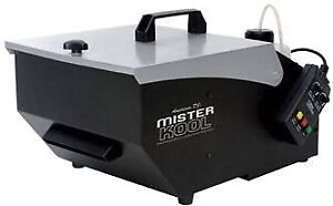 LOW LYING FOG MACHINE in Good Condition