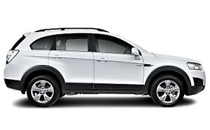 2012 Holden Captiva CG Series II 7 CX Bronze Sports Automatic SUV Moorooka Brisbane South West Preview